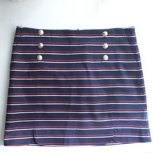 Tommy Hilfiger Nautical Themed Skirt